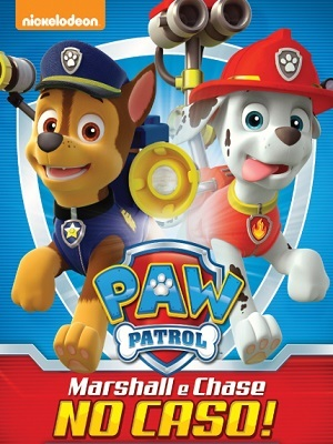 Patrulha Canina - Marshall e Chase no Caso! Desenhos Torrent Download capa