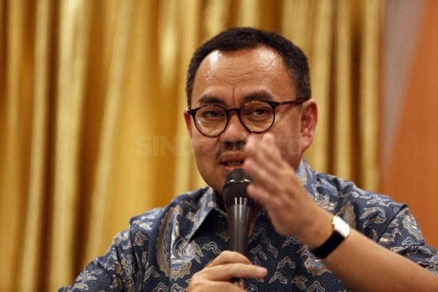 Sudirman Tegaskan Kepala Daerah Koalisi Prabowo-Sandi Tak Urusi Pilpres