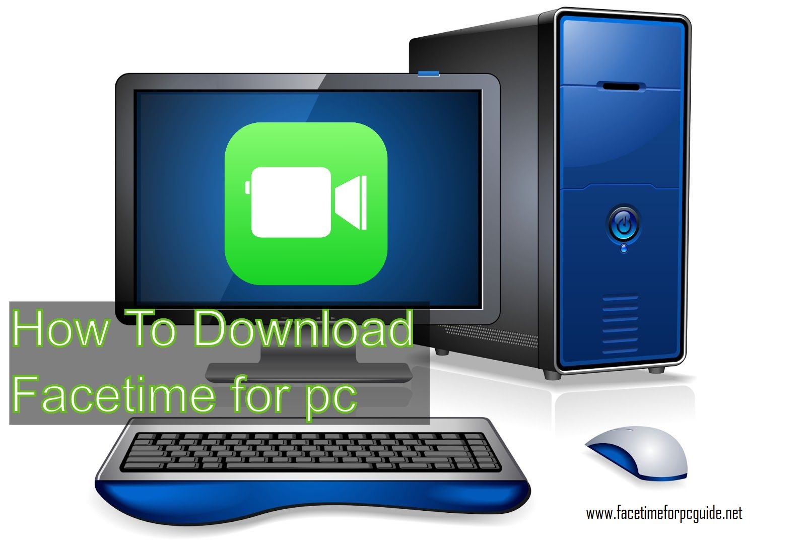 Facetime For PC