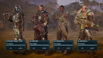 Download Free Gears Tactics Game (All Versions) Hack Unlimited Health,AP,Unlock All Weapons, Cheat Code 100% working and Tested for PC, PS4 And XBOX Trainer MOD