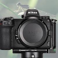 New Sunwayfoto PNLO-Z6II One Piece Custom L bracket for Nikon Z6II and Z7II Cameras