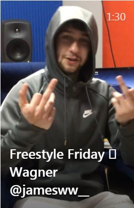 """Out Now: """"Freestyle Friday"""" By Wagner"""