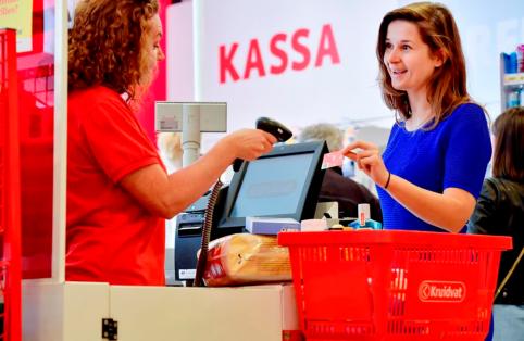 kruidvat lanceert klantenkaart voordeelkaart persoonlijke aanbiedingen
