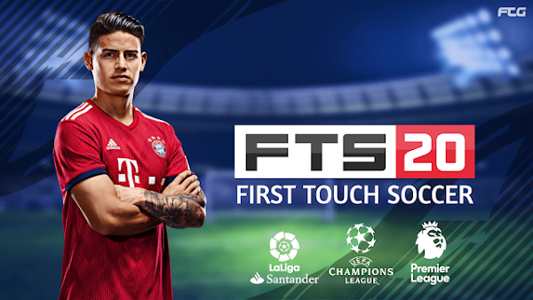 FIFA 20 MOD FTS Android Offline New Kits 2020