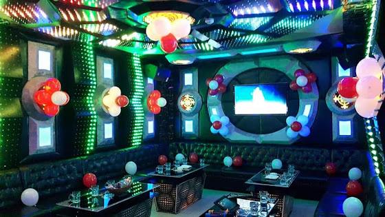 Phần mềm quản lý quán karaoke Dân Trí Soft