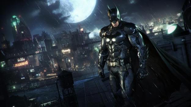 Batman: Arkham Asylum - On this day