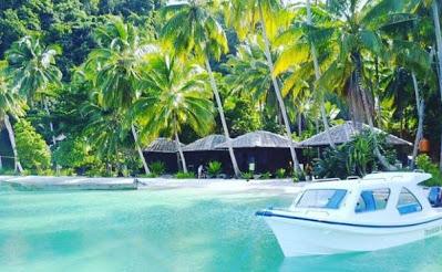 Pantai-Triton-Papua-Barat