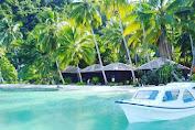 Pantai Triton Papua Barat, Destinasi Eksotis Pesaing Raja Ampat