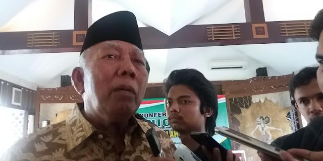 Bachtiar Chamsyah: PPP Jangan Dukung Ahok di Pilgub DKI