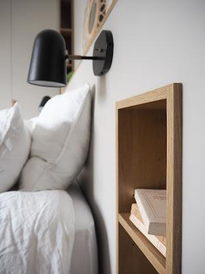 ilaria fatone - décoration d'intérieur - projet pour suite parentale