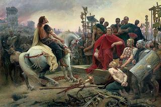 direito romano história marx júlio césar vencingetórix