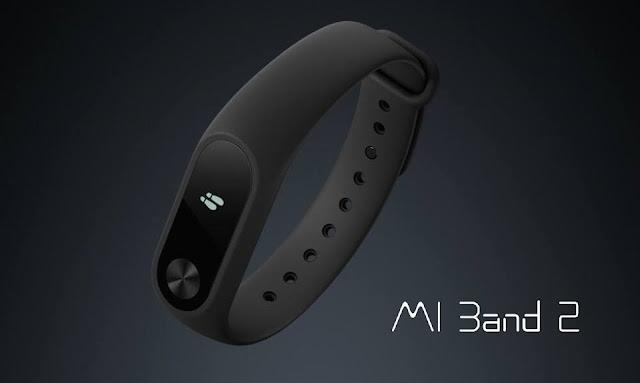 Xiaomi Mi band 2 Wearable