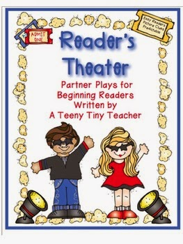 http://www.teacherspayteachers.com/Product/Readers-Theater-Partner-Plays-for-Beginning-Readers-728393