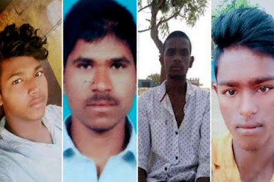 gang-rape and murder of the Hyderabad