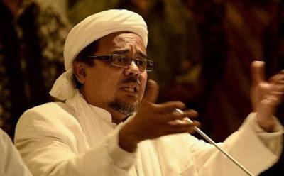 Habib Rizieq Shihab Serukan Jihad Lawan Preman Bayaran