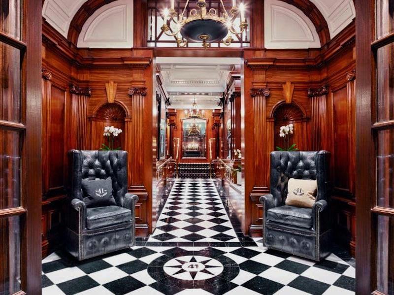 London - Hotel 41