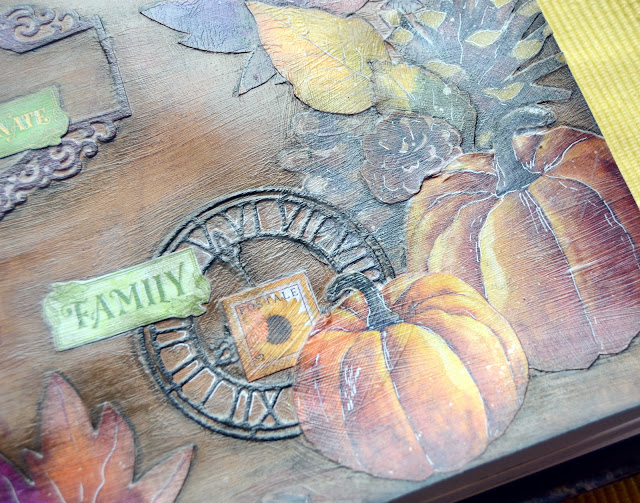 Dreams of Autumn & Time and Place_ Thanksgiving Blessed Art Journal Page_Denise_21 Nov 03