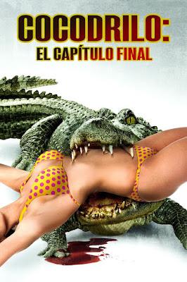 Lake Placid: The Final Chapter 2012 DVD R1 NTSC Latino
