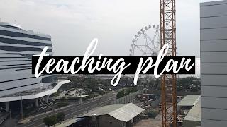Teaching Plan