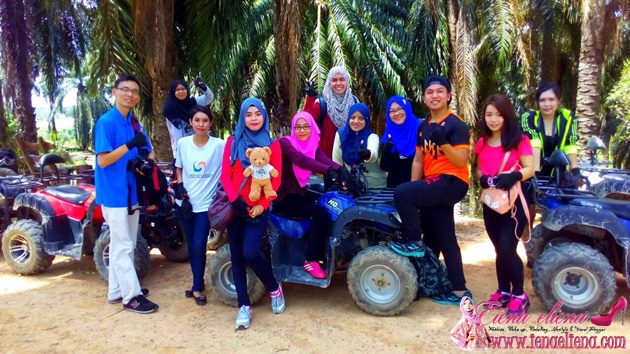 ATV Ridedi  Bilut Extreme Park Bentong