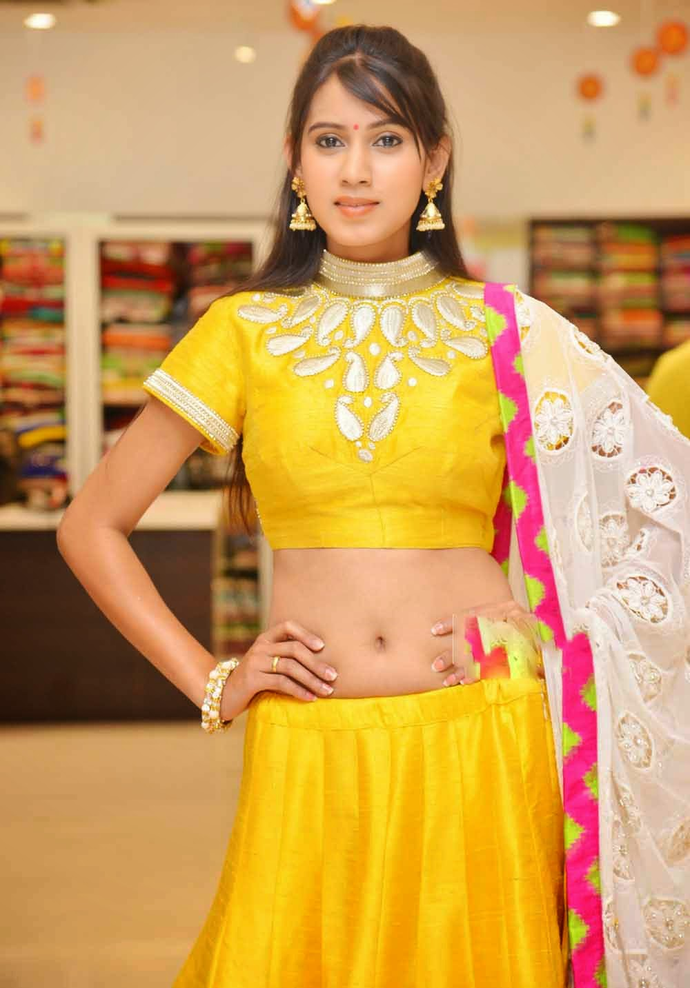 Tamil Actress Honey Latest Photos, Actress Honey Navel -4780