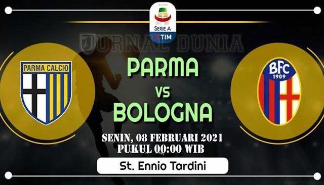 Prediksi Parma vs Bologna , Senin 08 Februari 2021 Pukul 00.00 WIB