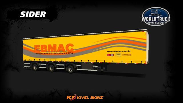 SIDER - EBMAC TRANSPORTES