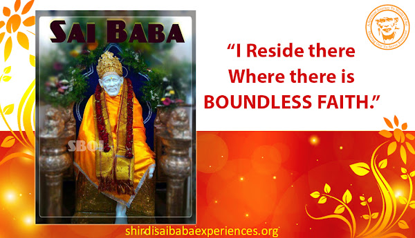 Shirdi Sai Baba Saved My Baby - Experience Of Ranjani