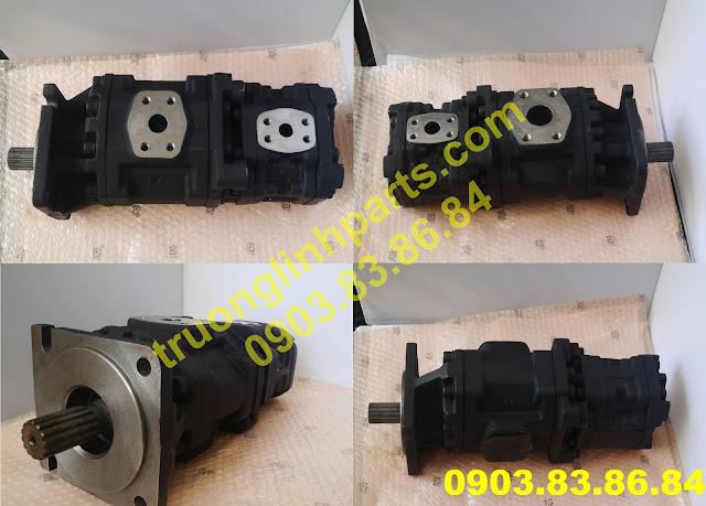 Bơm thủy lực xe xúc lật Kawasaki 70ZV, 60ZIV, 45ZIV, 90ZIV 2, 80ZV 2, 90ZIV 2, 80ZV 2, 80ZV, 65ZV
