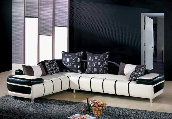 Livingroom Interior Designs: Modern Sofa Set Designs.