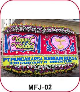 Toko Bunga Papan Pernikahan Birawa Assembly Hall