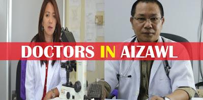 DOCTORS IN AIZAWL