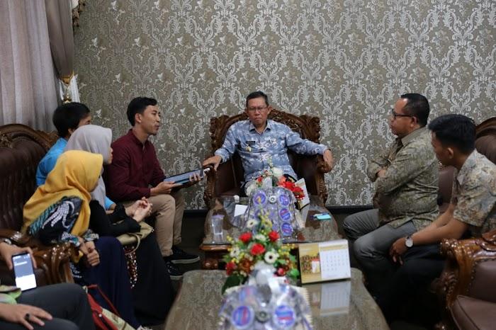 Pemprov Lampung Dukung World Indonesia Scholarship