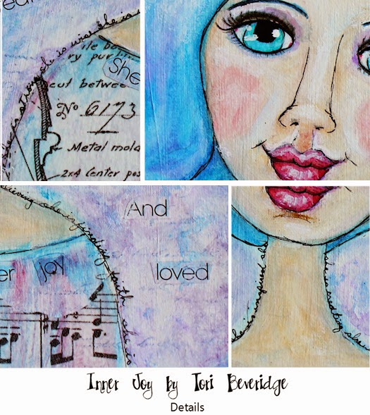 Inner Joy by Tori Beveridge Details