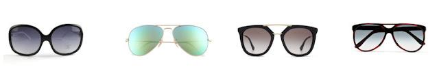 Оправа и очки для продолговатого лица