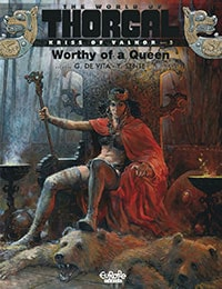 The World of Thorgal: Kriss of Valnor: Worthy of a Queen