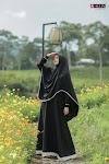 Gamis Aulia Azeeza Black