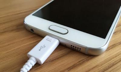 Mengatasi Android tidak bisa di Charge