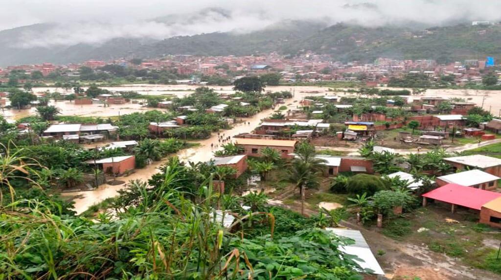 Una imagen de la ciudad de Caranavi donde se registró la agresión a dos periodistas y a una autoridad regional / EL DIARIO