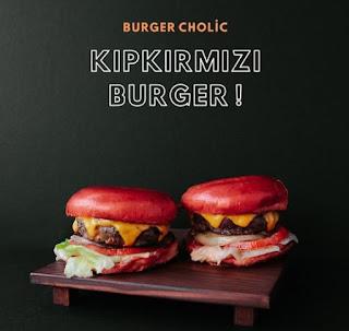 burger cholic etimesgut ankara menü fiyat listesi hamburger sipariş