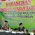 Bantu Pembangunan Musium Rifa'iyah, Asrul Sani Sosialisasi Empat Pilar Kebangsaan