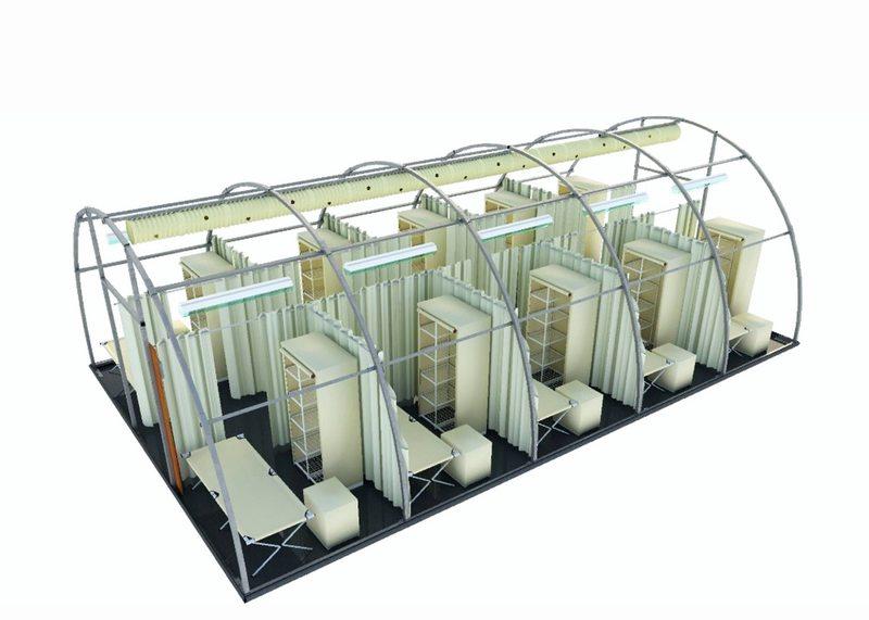 Levantarán hospital modular donde se realizaría la COP 25