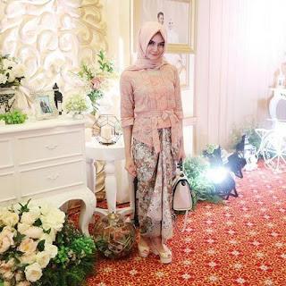 model rok batik untuk kebaya panjang