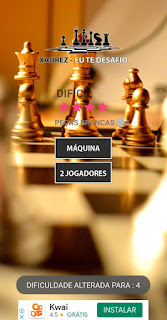 Download - Xadrez - Eu te desafio - Winew