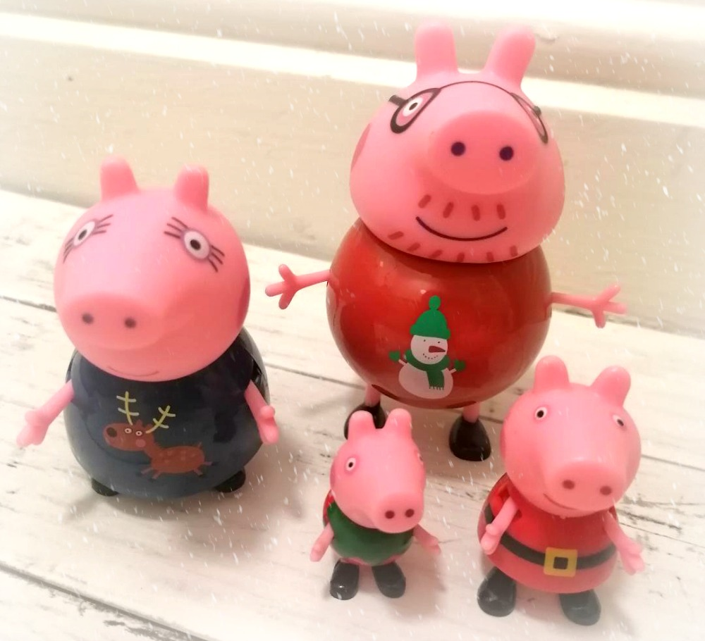 Join In With Christmas Jumper Day on Friday 11th December With Peppa Pig!