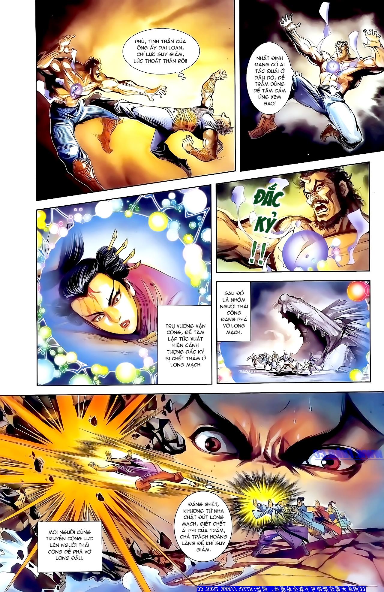 Cơ Phát Khai Chu Bản chapter 163.1 trang 5