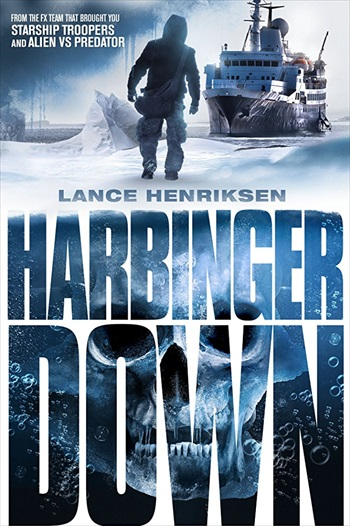 Harbinger Down 2015 Dual Audio Hindi 480p BluRay 260mb