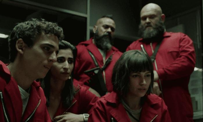 موعد عرض مسلسل La Casa de Papel الموسم الثالث