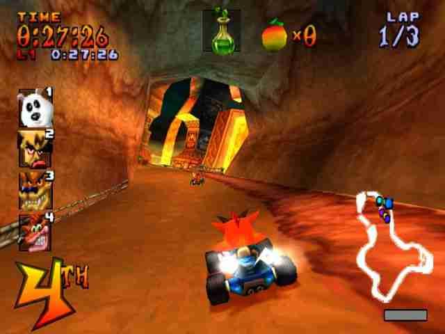 Crash Team Racing Iso Psx