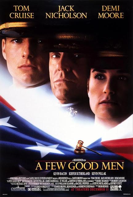 Algunos hombres buenos | 1992 | A Few Good Men | Cartel | cineclasicodcc